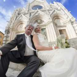 Cathedral of Siena Wedding